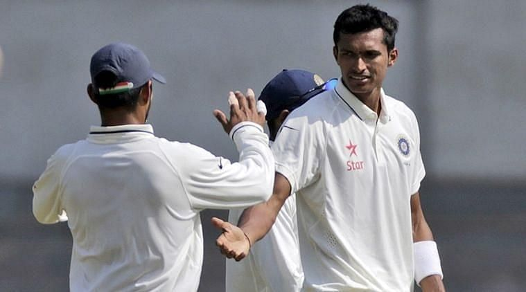 Aakash Chopra feels Navdeep Saini can be a potent weapon in Test cricket