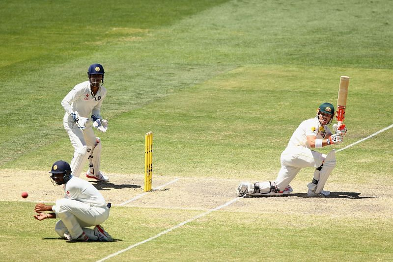 David Warner fares exceptionally well against India