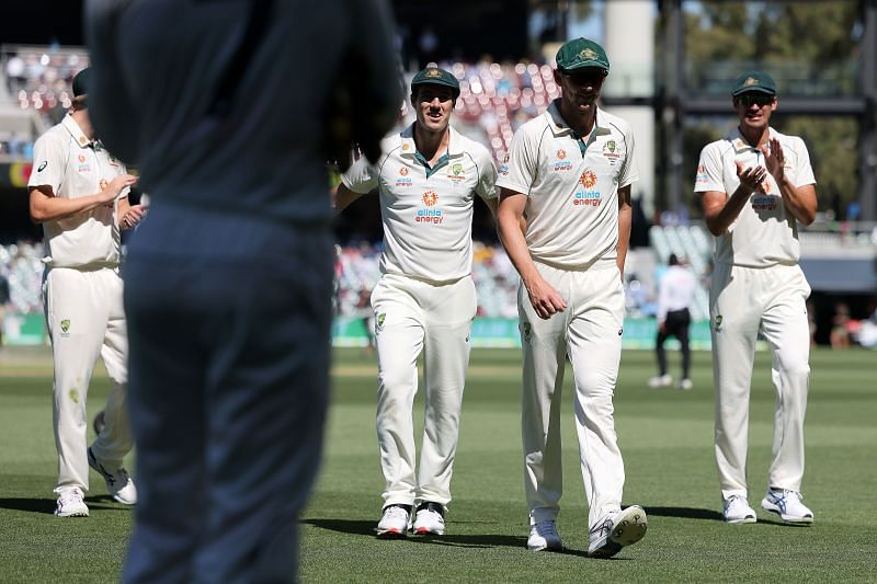 Shane Warne observed the Australian bowling attack has been exceptional for a while