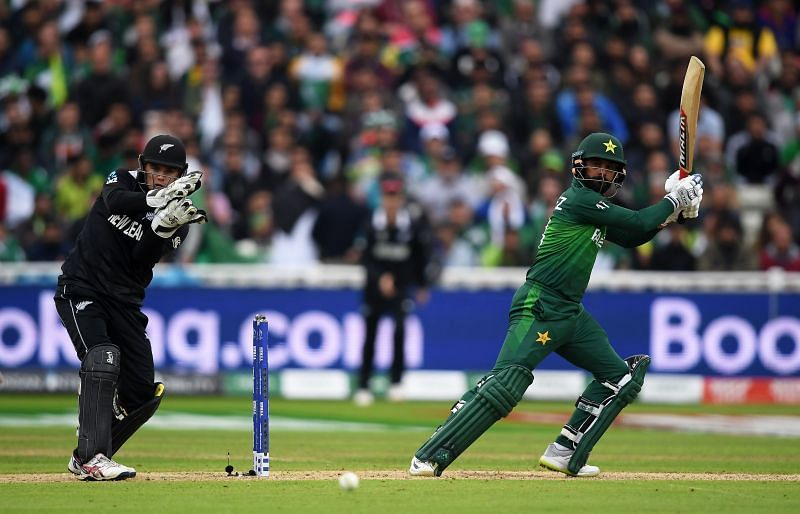 The first T20I between New Zealand and Pakistan will take place at Eden Park in Auckland