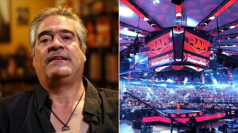 Vince Russo gave his thoughts on Keith Lee on the latest edition of Legion Of RAW