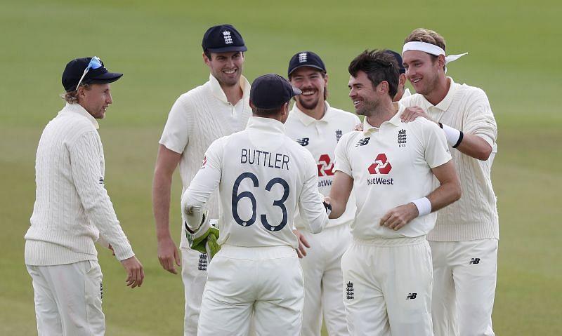 England v Pakistan: Day 5 - Third Test #RaiseTheBat Series