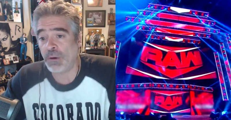 Vince Russo was critical of a WWE RAW Superstar
