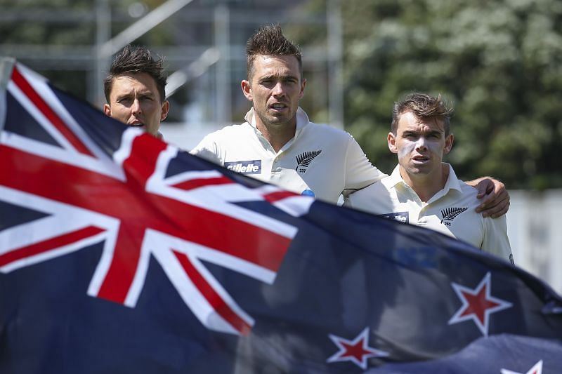 New Zealand have moved to No.1 in the ICC Test Rankings.
