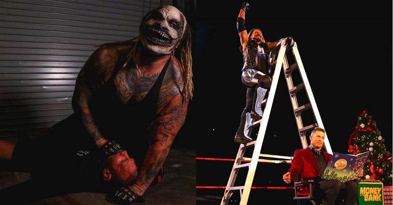 A bizarre night on RAW