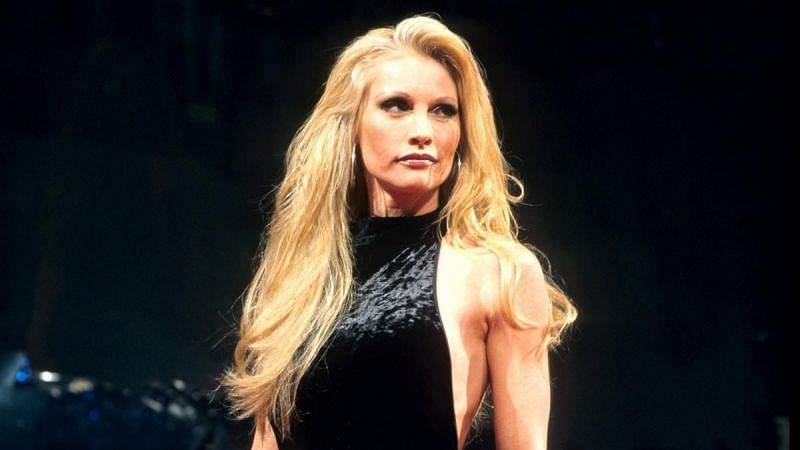 Sable in WWE