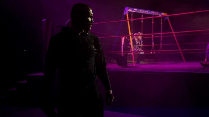 Randy Orton on RAW