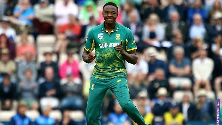 Rabada will miss the ODI series due to an injury.