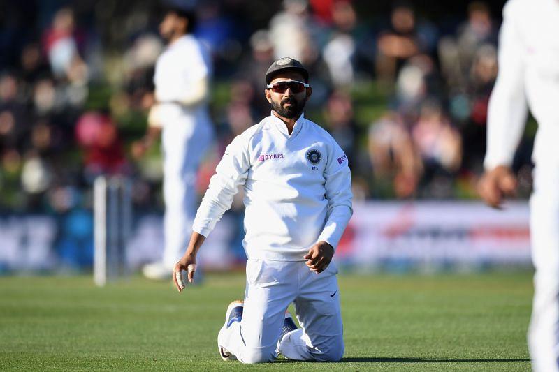 Ajinkya Rahane managed scores of 42 & 0 in the first Test against Australia.