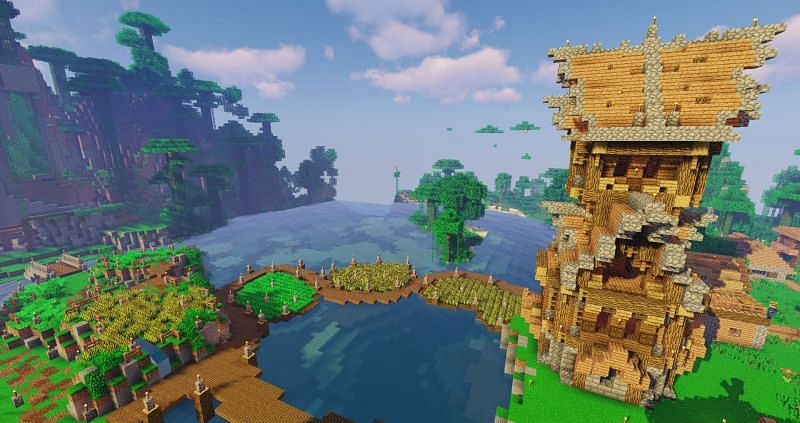 MC Eternal (Image via Minecraft)