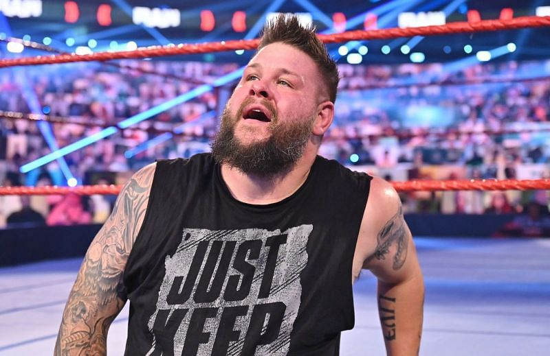 WWE SmackDown star Kevin Owens