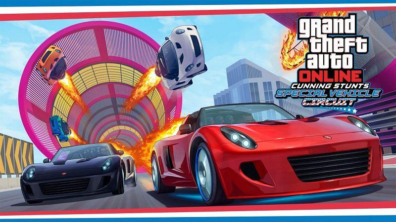 Rockstar has come up with quite a few race ideas (Image via GTA Wiki Fandom)