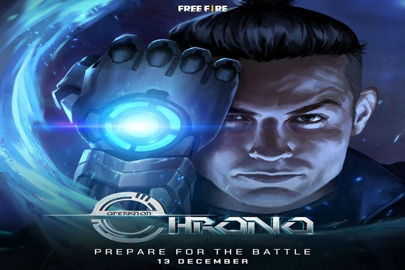 Cristiano Ronaldo S Chrono Character In Free Fire Release Date Character Set Ability And More