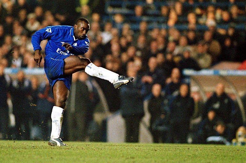 Jimmy Floyd Hasselbaink is a bonafide Chelsea legend