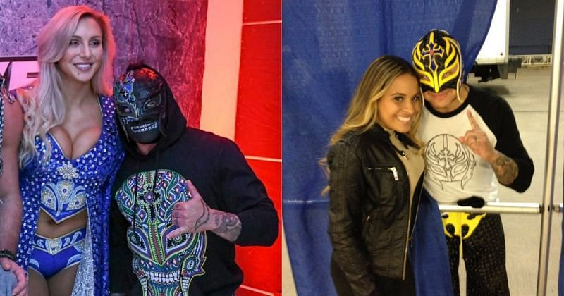 Rey Mysterio turned 46.