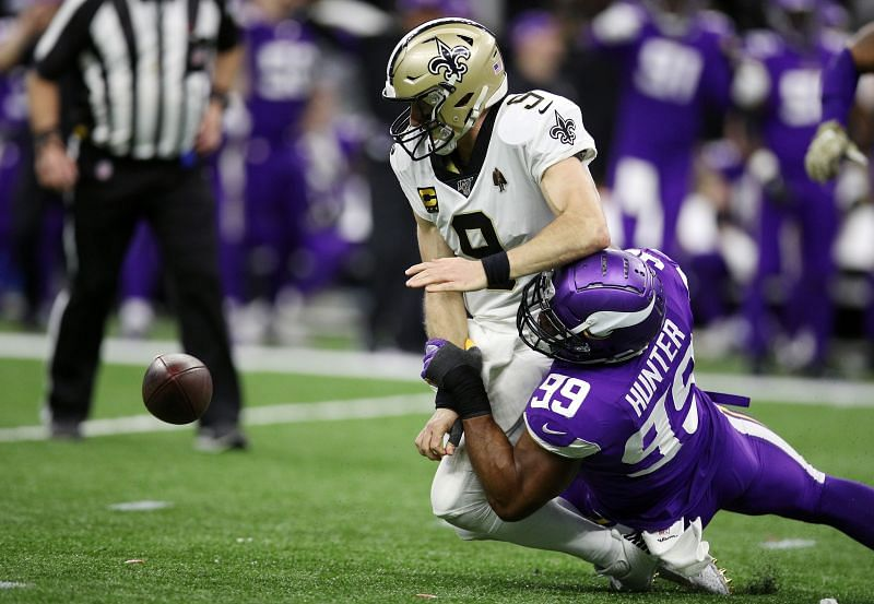 New Orleans Saints welcome the Minnesota Vikings