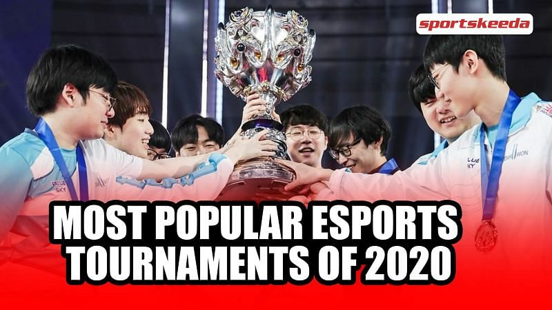 Esports tournaments that left an indelible mark this year