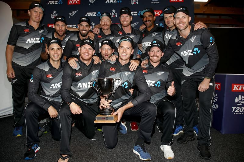 New Zealand v West Indies - T20 Game 3
