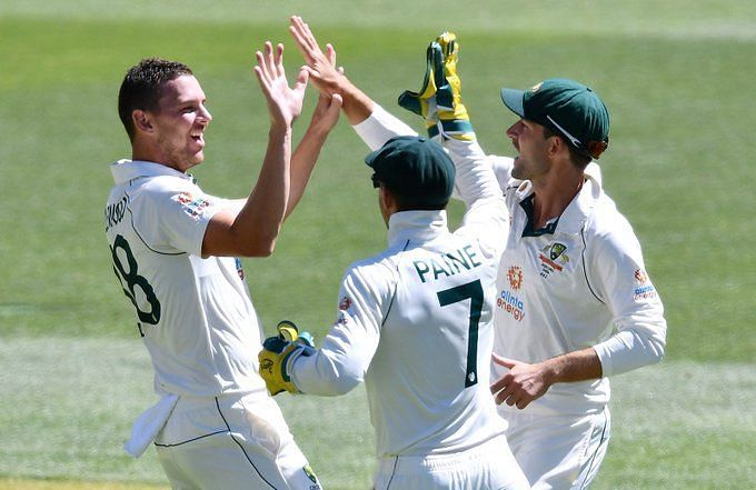 Australia beat India in the first Test to take a 1-0 series lead
