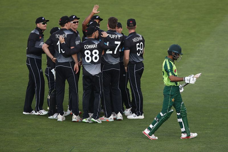 New Zealand won the first T20I against Pakistan