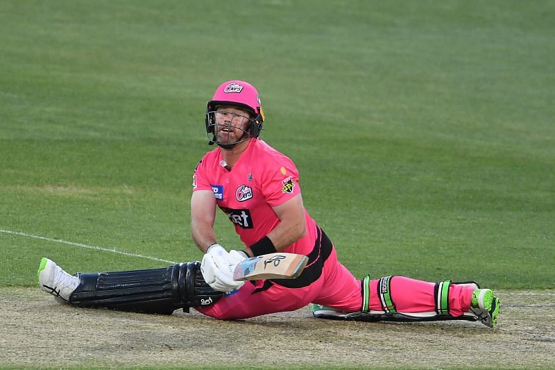 Dan Christian put in a memorable performance with both bat and ball