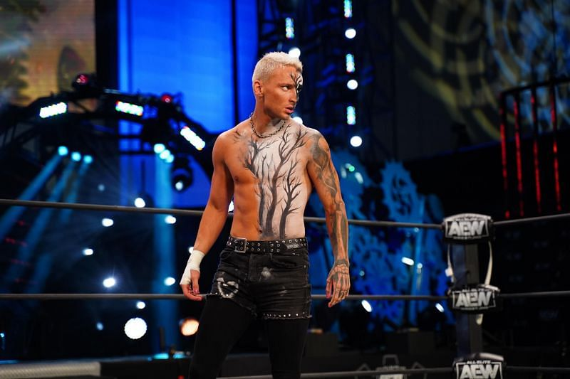 Darby Allin recalls his match with Cody Rhodes as a big moment in his career