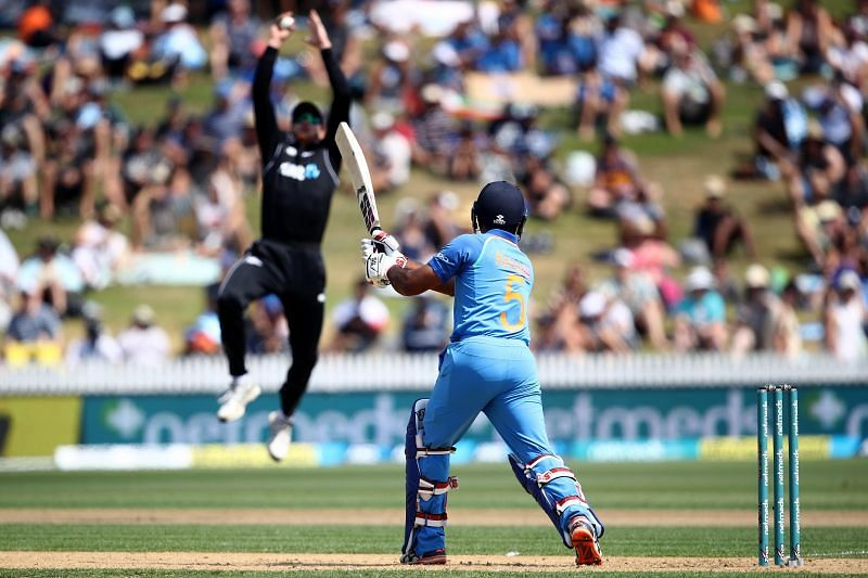 The New Zealand cricket team has won 7 out of the 10 T20I matches at Seddon Park