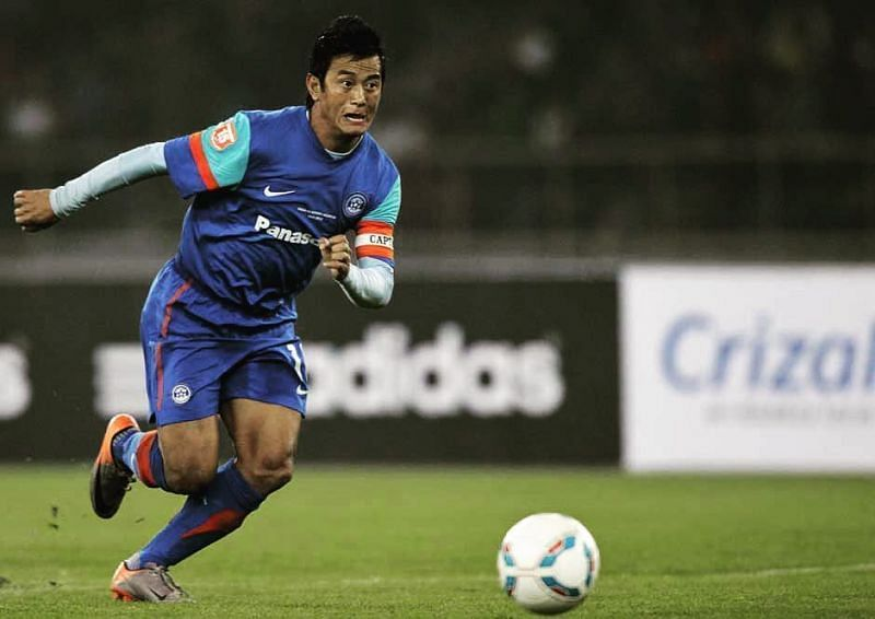Bhaichung Bhutia shared his views on the fitness levels of Indian athletes.