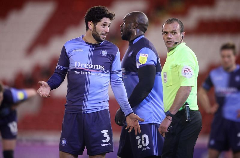 The only present Wycombe Wanderers want this Christmas is three points