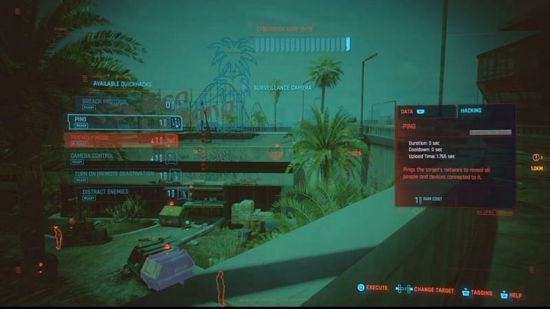 Players discover a quickhack XP glitch in Cyberpunk 2077 (Image via Video Game DataBank)