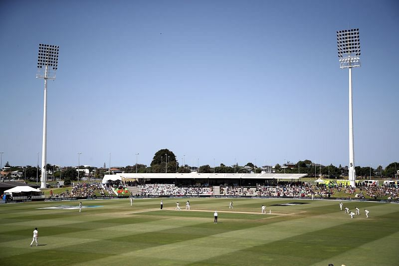 Bay Oval will host the first Test match between New Zealand and Pakistan