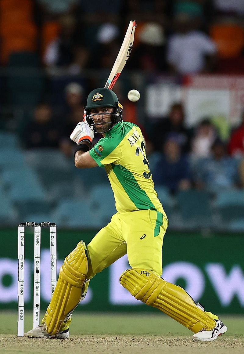 Glenn Maxwell will look to create an impact in the upcoming T20 series against India.