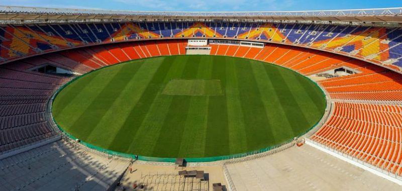 मोटेरा स्टेडियम, अहमदाबाद