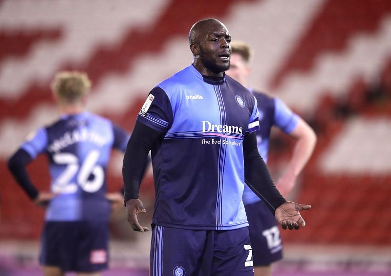 Wycombe Wanderers will play Bristol City on Saturday