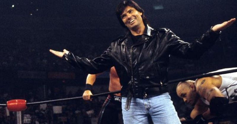 Eric Bischoff in WCW