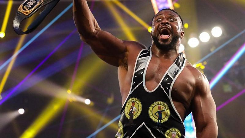Big E won the Intercontinental title on SmackDown