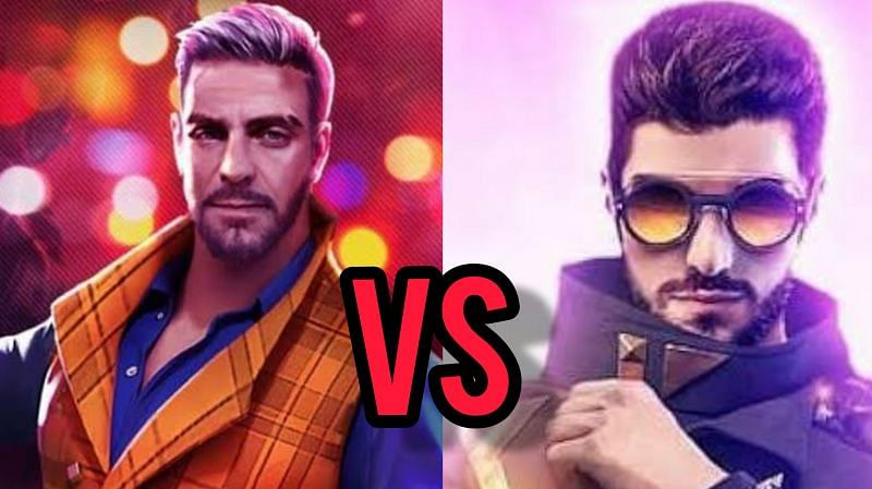 DJ Alok and Joseph are two of the most sought-after characters in Free Fire (Exclusive feature image via Sportskeeda)