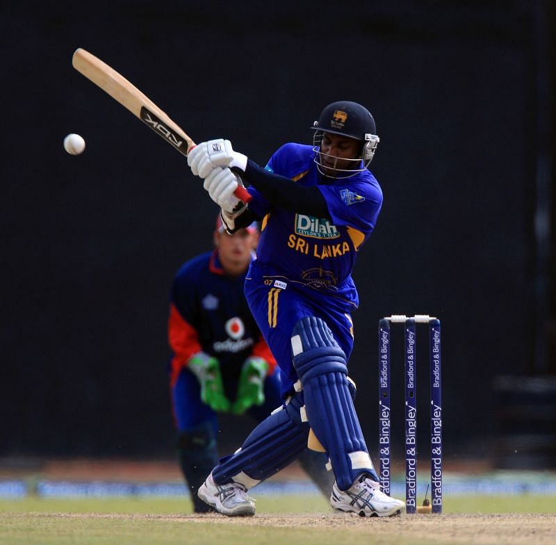 Sanath Jayasurya has been one of the most dangerous batsman in the history of the game