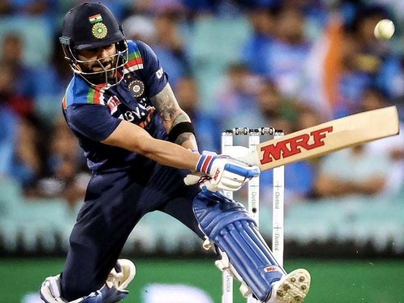 Virat Kohli also made a major contribution with 40 runs off just 24 balls