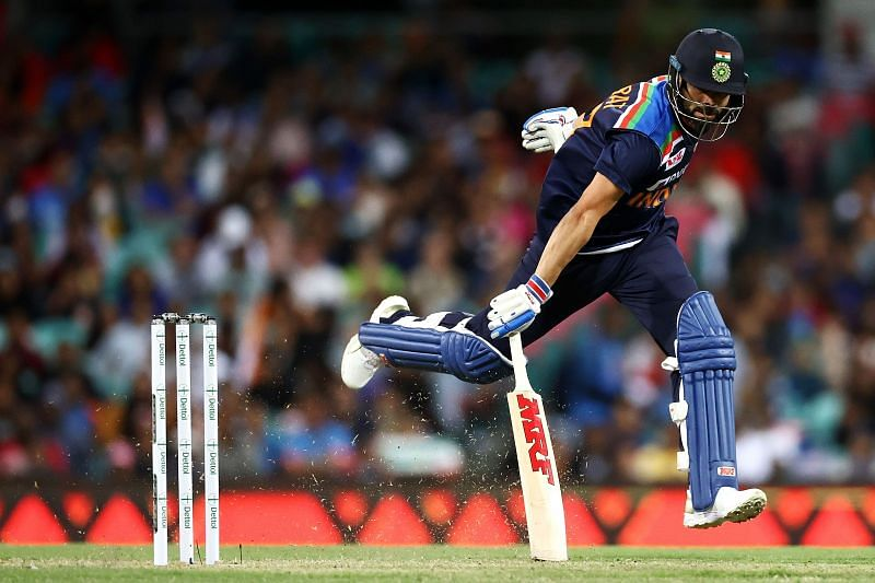 Virat Kohli has attributed his consistency to his enhanced fitness levels