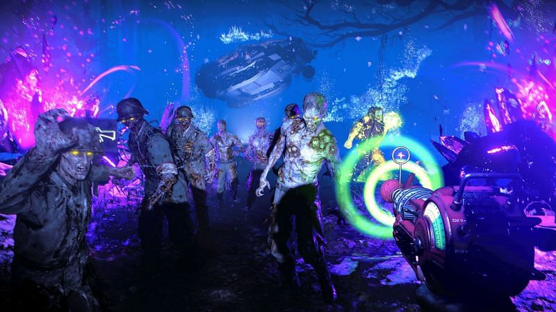 Ray Guns are perhaps the most popular weapons in Call of Duty Zombies history (Image via Activision)