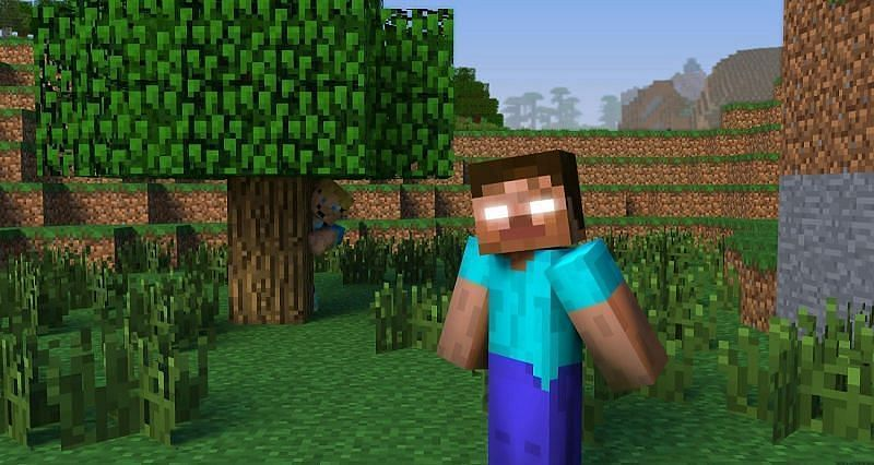 Appearance and Behavior of Herobrine in Minecraft