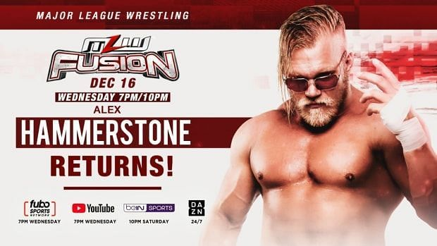 Hammerstone returns!