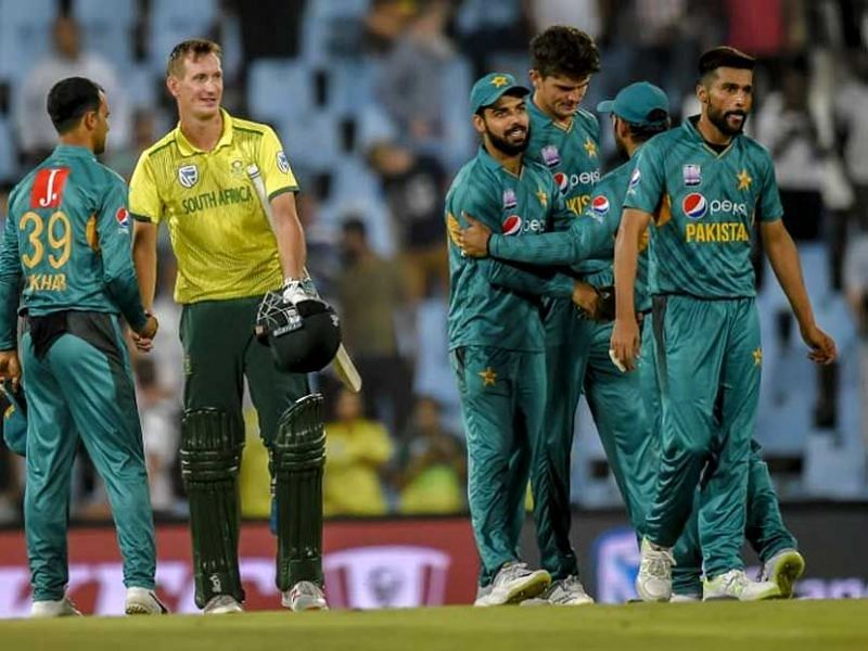 The South African cricket team will tour Pakistan in early 2021.