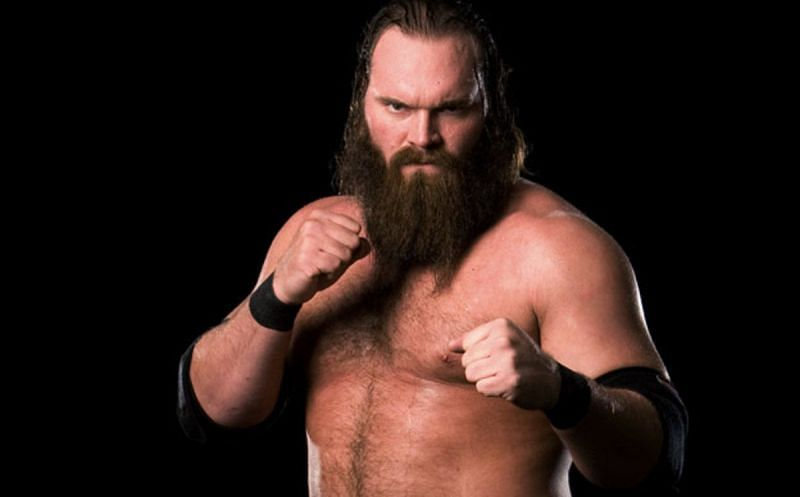 Mike Knox last worked in the WWE back in 2010