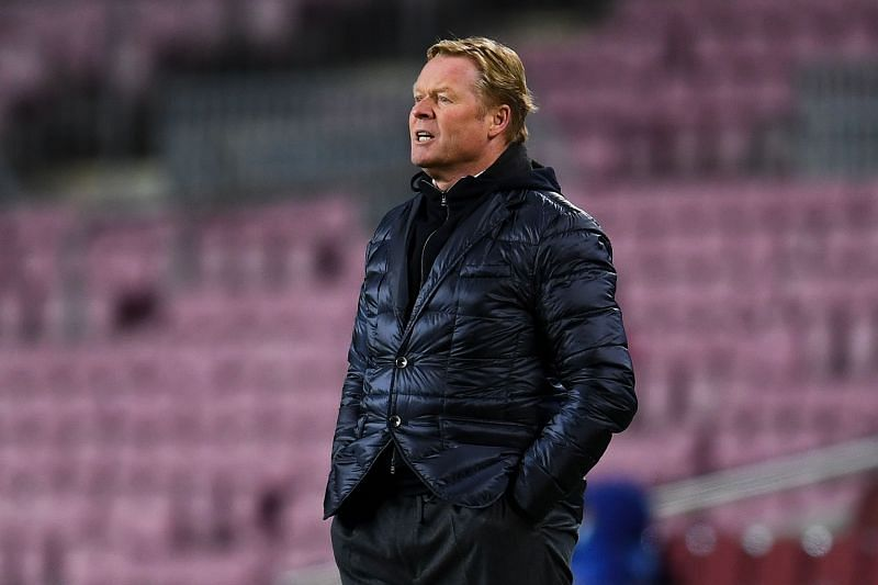 Ronald Koeman wants to sign a defender in January