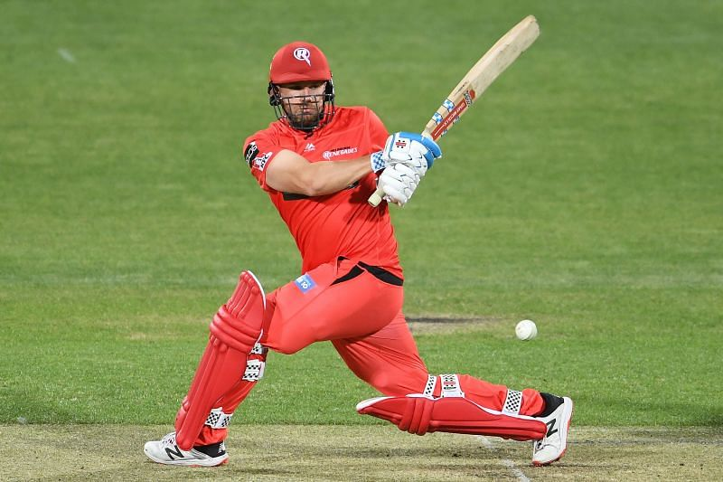 Aaron Finch is back for the Renegades