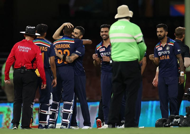 The Indian cricket team has taken an unassailable 2-0 lead in the 3-match T20I series against Australia