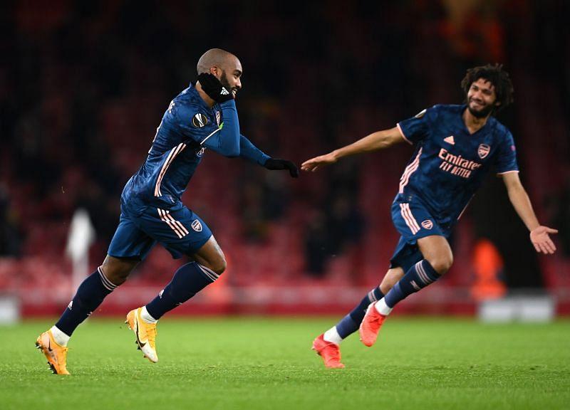 Arsenal play Burnley on Sunday