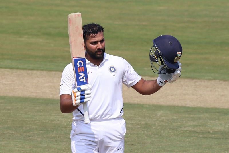 Where will Rohit Sharma bat in the 3rd Test